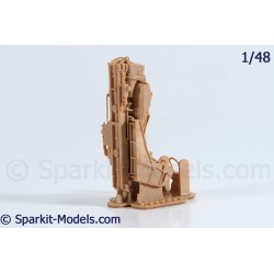Mirage IIIE/BE/R/RD - Mk.4 ERM Ejection Seat - 1/48