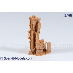 F1RM4 Ejection Seat for Mirage F1C and C200 - 1/48