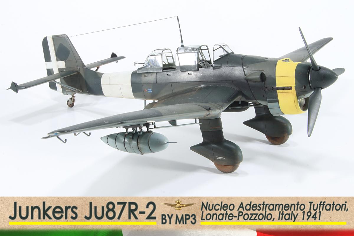 Junkers Ju87R-2 Stuka